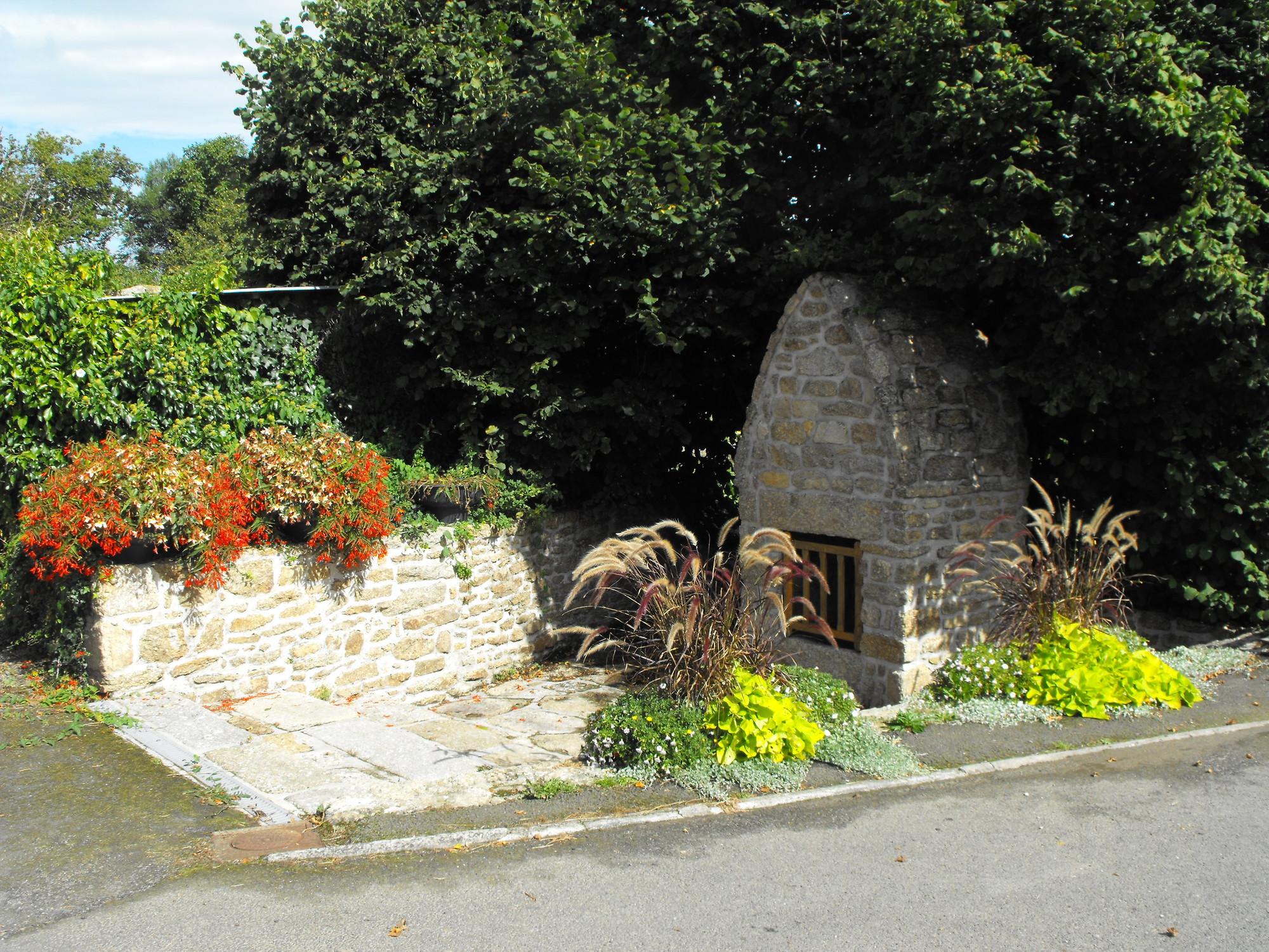 La fontaine Saint Cassé